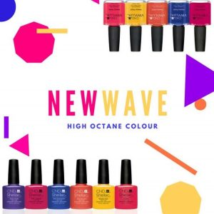 New Colours from CND